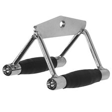 <strong>Body Solid</strong> Pro-Grip Seated Row / Chin Bar