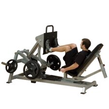 <strong>Body Solid</strong> Leverage Horizontal Lower Body Gym