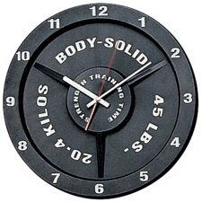 <strong>Body Solid</strong> Strength Training Time Wall Clock