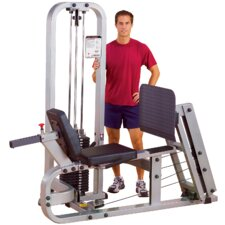 <strong>Body Solid</strong> Pro Club Line Press Lower Body Gym