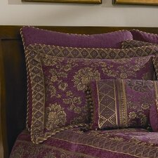 Ornate Jewel Euro Sham