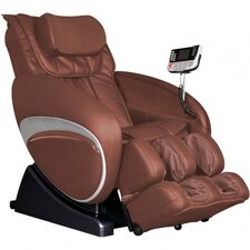 <strong>Cozzia</strong> 6027 Robotic Zero Gravity Heated Reclining Massage Chair