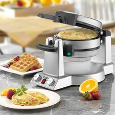 Breakfast Express Belgian Waffle and Omelet Maker
