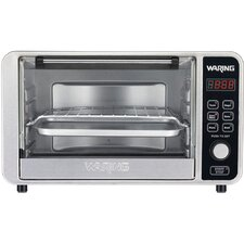 <strong>Waring</strong> 0.6-Cubic Foot Convection Toaster Oven
