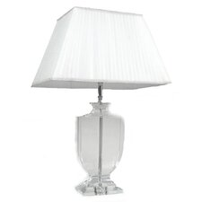 Basha Crystal Table Lamp