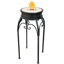 Vio Flame Ethanol Decorative Firestand