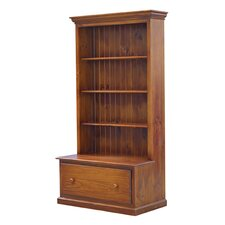 Connely Bookcase with Drawer