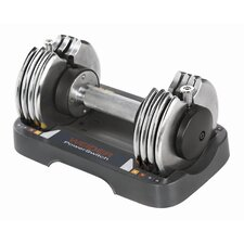 <strong>Weider</strong> 25 lbs Adjustable Speed Weight Dumbbell