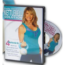 <strong>Stamina</strong> Kathy Smith's Kettlebell Solution Tutorial DVD