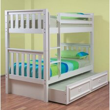 Sussex Single or King Single Bunk Bed
