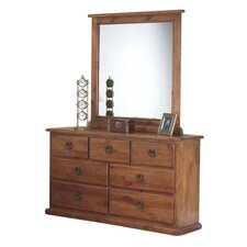 Burbank Dresser with Mirror