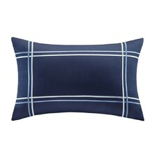 Naples Oblong Cotton Sateen Pillow