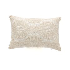 Eternity Oblong Cotton Pillow