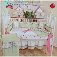 <strong>Brandee Danielle</strong> Ladybugs Crib Bedding Collection
