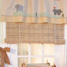 On Safari Cotton Curtain Valance
