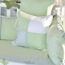 <strong>Brandee Danielle</strong> One Little Froggie Patch Decorator Pillow