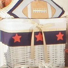 <strong>Brandee Danielle</strong> All Star Wicker Basket