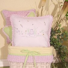 Froggy Decorator Pillow