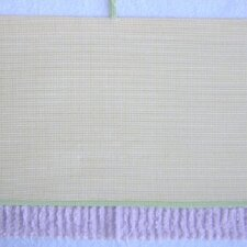 Froggy Lavender Cotton Blend Curtain Valance