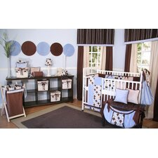 <strong>Brandee Danielle</strong> Minky Dot Crib Bedding Collection
