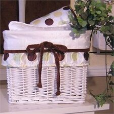 Ash Wicker Basket