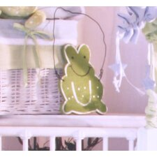 Sammy Frog Hanging Art