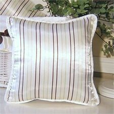 <strong>Brandee Danielle</strong> Ash Striped Pillow