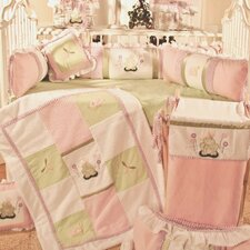 Babette 4 Piece Crib Bedding Set