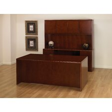 Sonoma Executive Standard Desk Office Suite