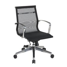 Mid Back Mesh Conference Chair