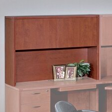 "Napa 36"" H x 48"" W Desk Hutch"