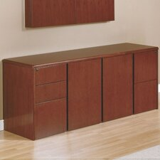 <strong>OSP Furniture</strong> Sonoma Storage Credenza