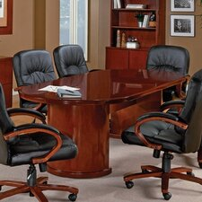 <strong>OSP Furniture</strong> Sonoma Racetrack Conference Table