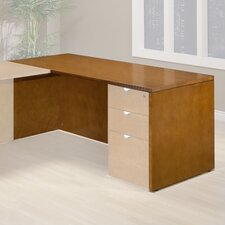 "<strong>OSP Furniture</strong> Kenwood 72"" W Credenza Shell"