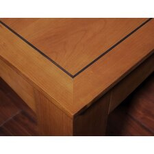 <strong>OSP Furniture</strong> Mendocino Bow Front Table Writing Desk