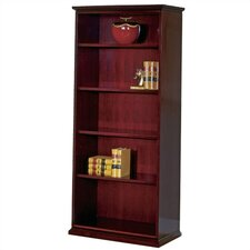 Mendocino 5-Shelf Bookcase