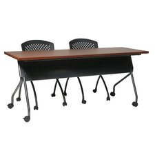 <strong>OSP Furniture</strong> Nesting Training Table with Modesty Panel