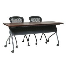 Nesting Training Table with Modesty Panel