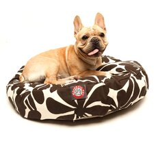 <strong>Majestic Pet Products</strong> Plantation Round Dog Pillow