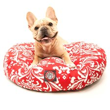 <strong>Majestic Pet Products</strong> French Quarter Round Dog Pillow