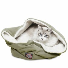 "<strong>Majestic Pet Products</strong> 17"" Burrow Dog Bed"