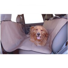 Universal Waterproof Hammock Back Seat Cover in Tan