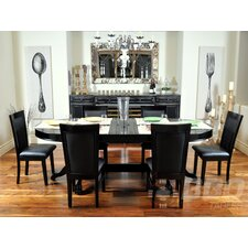 Elite 8 Piece Dining Table Set
