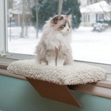 Purrfect Window Perch