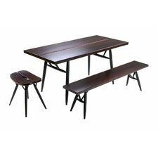 Pirkka 4 Piece Dining Set