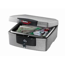 Waterproof Fire Key Lock Chest