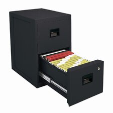 Fire-Safe® 2-Drawer Office File