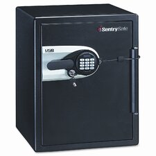 Water and Fire Proof Electronic Lock Safe (2.0 Cu. Ft.)
