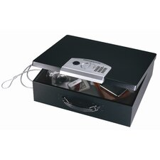 Portable Electronic Lock Laptop Safe [0.5 CuFt]