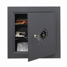 <strong>Sentry Safe</strong> Dial Lock Wall Safe (0.4 Cu. Ft.)